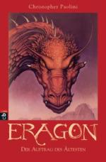 Eragon 2 - Der Auftrag des Ältesten Cover